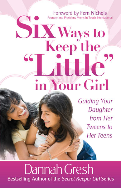 Six Way to Keep the Little in Your Little Girl